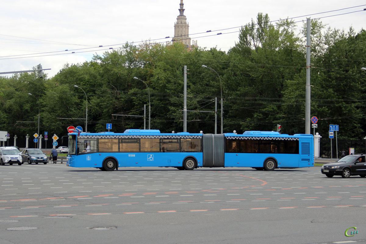 Москва. ЛиАЗ-6213.65 са795