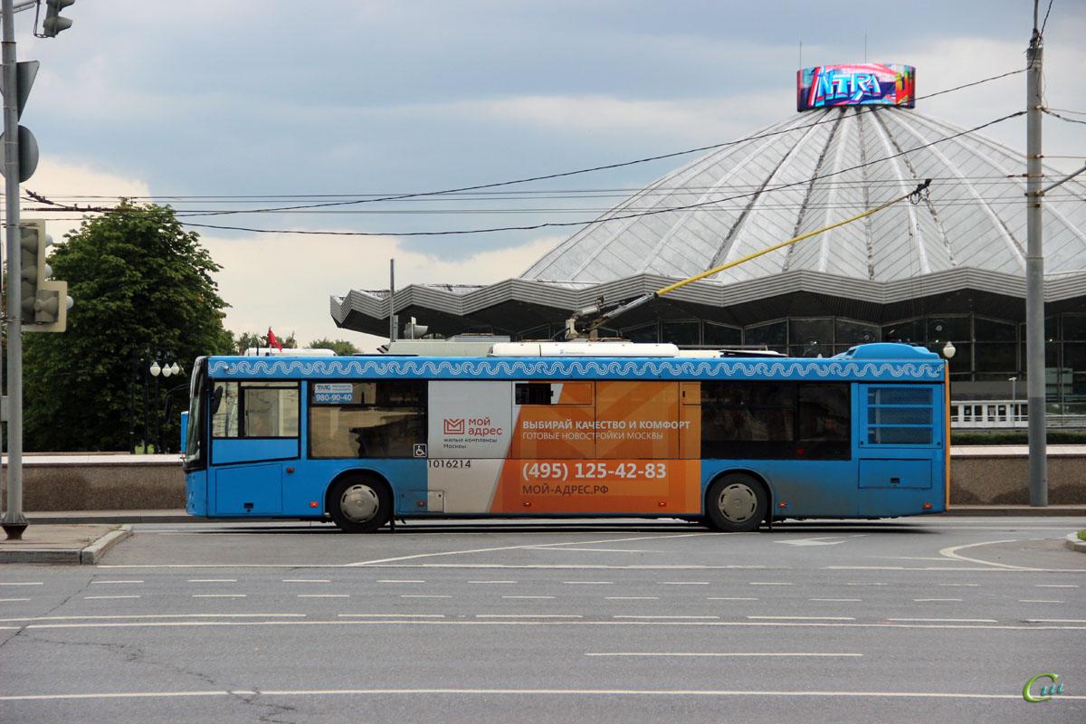 Москва. МАЗ-203.069 р220тм