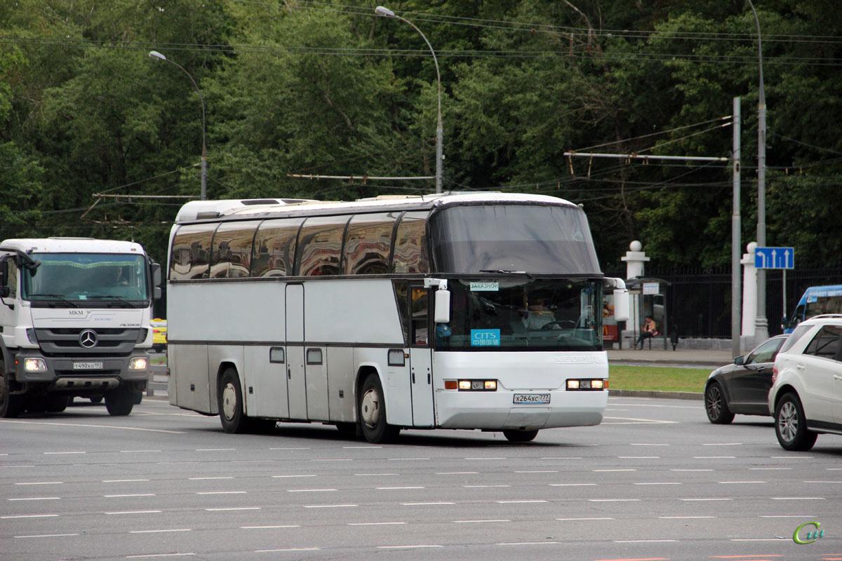 Москва. Neoplan N116 Cityliner х264хс