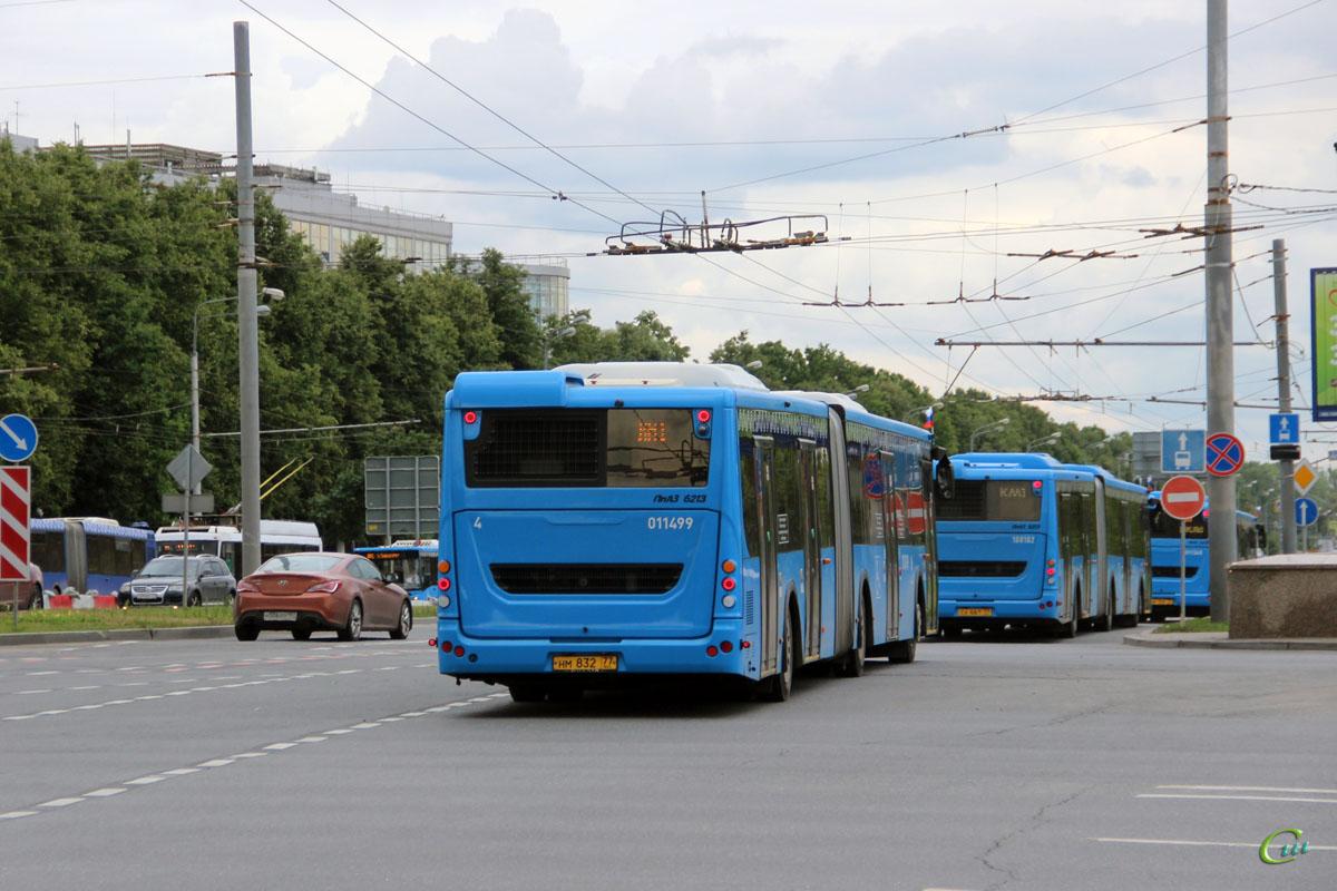 Москва. ЛиАЗ-6213.65 нм832