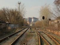 Москва. Недействующая станция Северный Пост