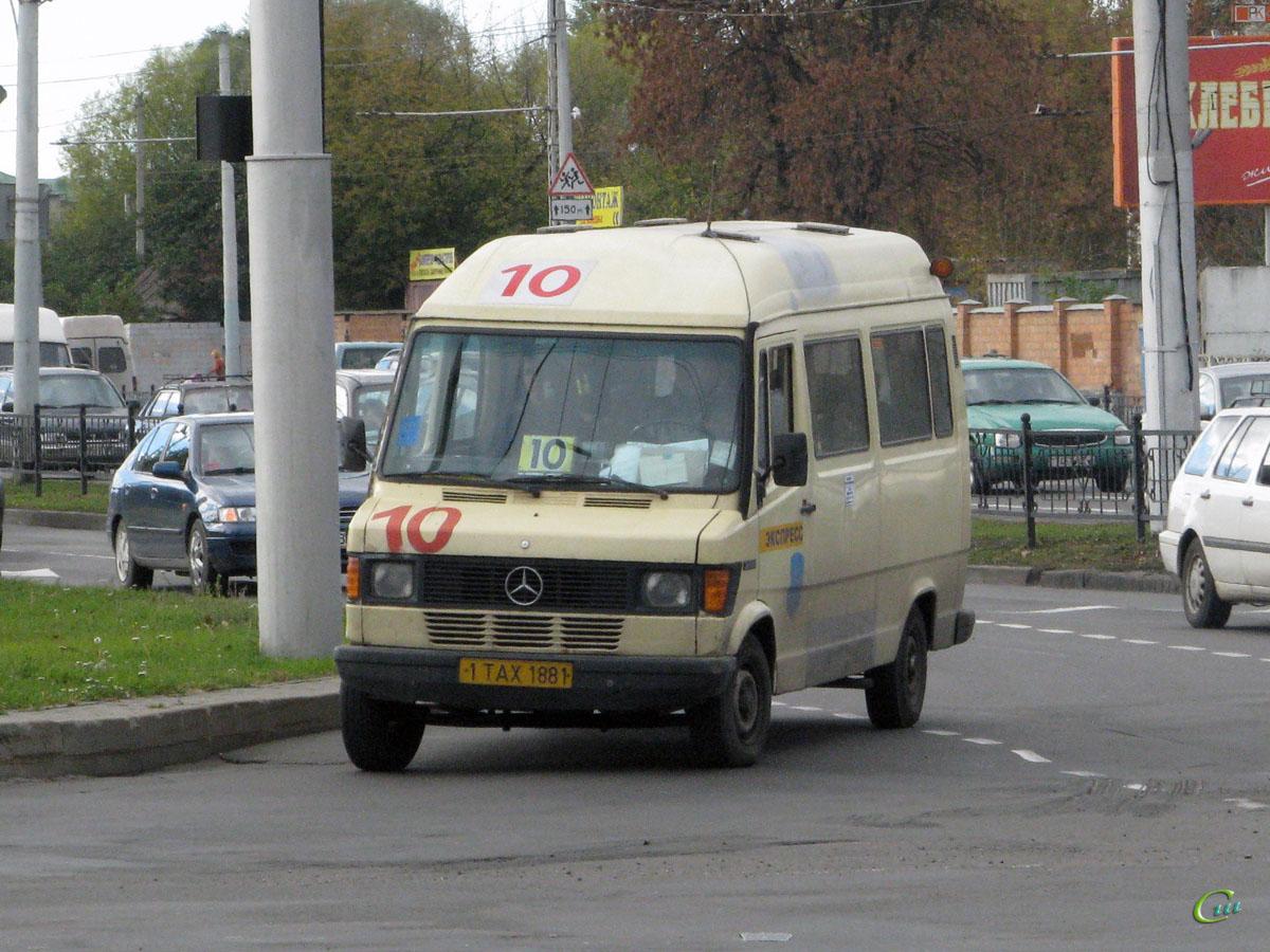 Брест. Mercedes-Benz T1 1TAX1881