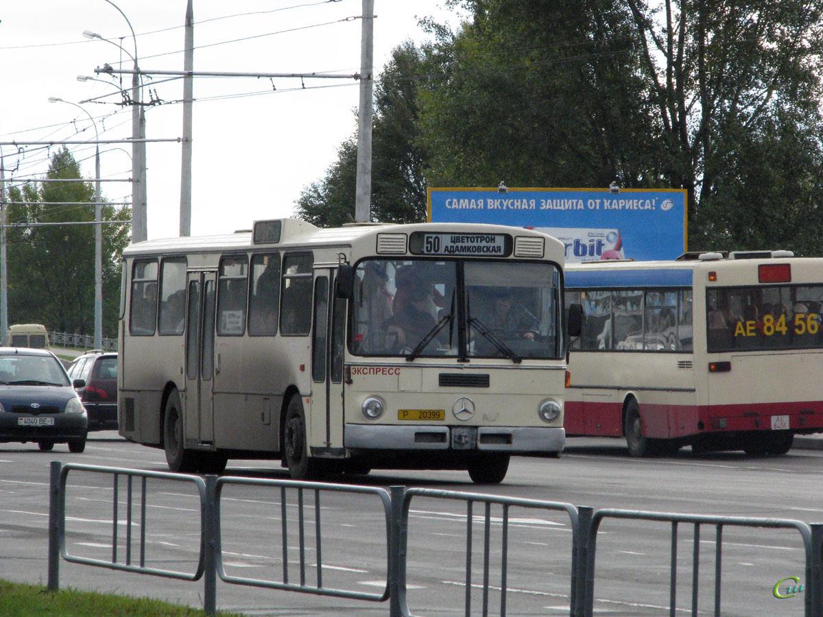 Брест. Mercedes-Benz O405 AE8456, Mercedes-Benz O305 P20399