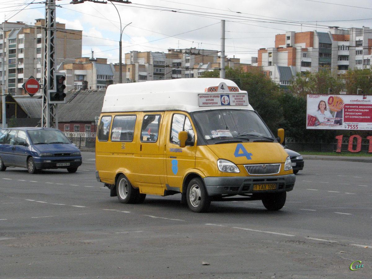 Брест. ГАЗель (все модификации) 1TAX1090