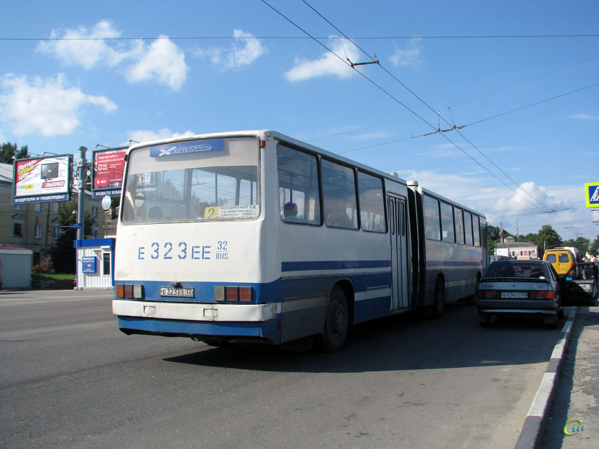 Брянск. Ikarus 280.03 е323ее