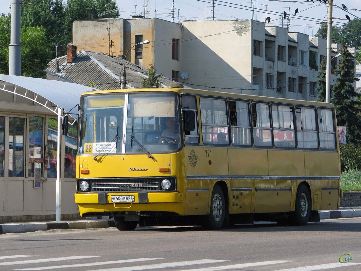Брянск. Ikarus 260.50 н406вв