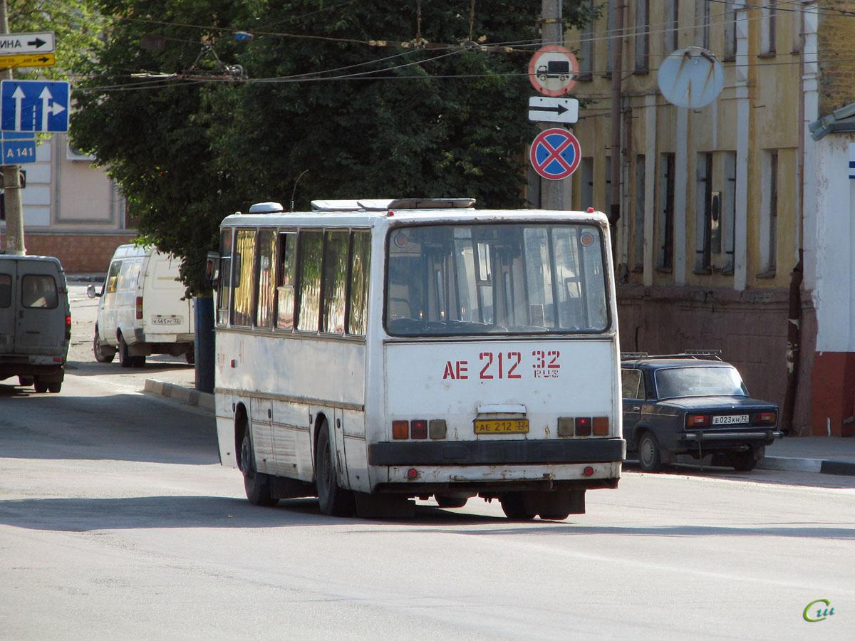 Брянск. Ikarus 260 ае212