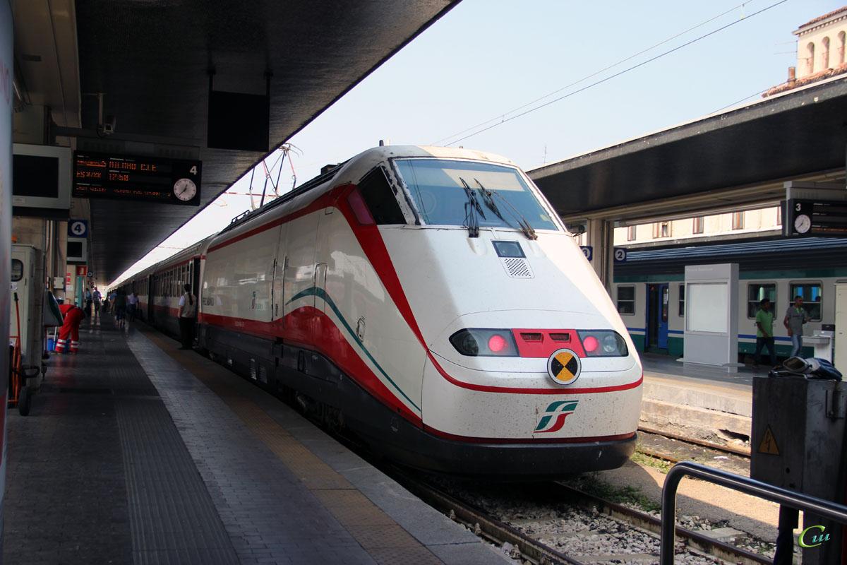 Венеция. E.414 154