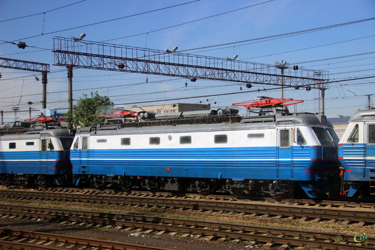 Москва. ЧС2К-446