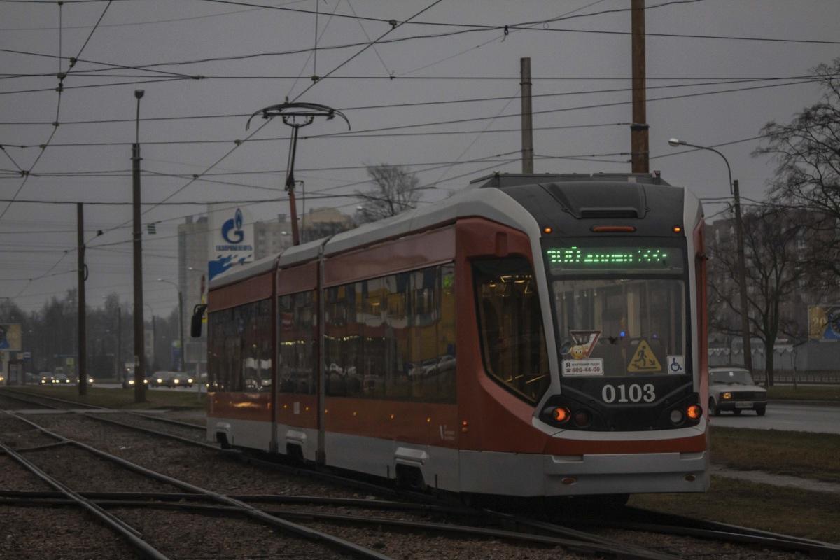 Санкт-Петербург. 71-931 Витязь №0103