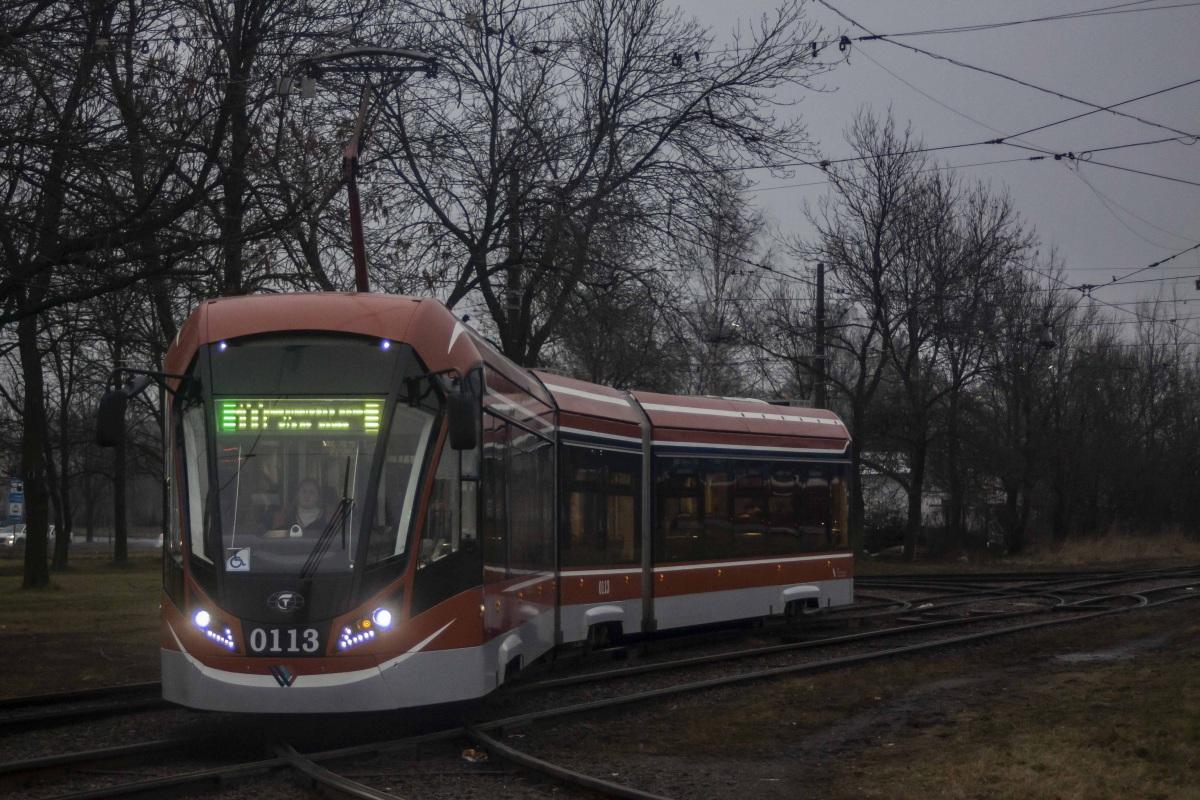 Санкт-Петербург. 71-931М Витязь-М №0113