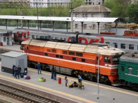 Волгоград. ТЭП70-0348