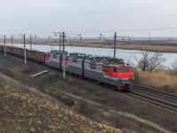 Ростов-на-Дону. ВЛ80с-2072
