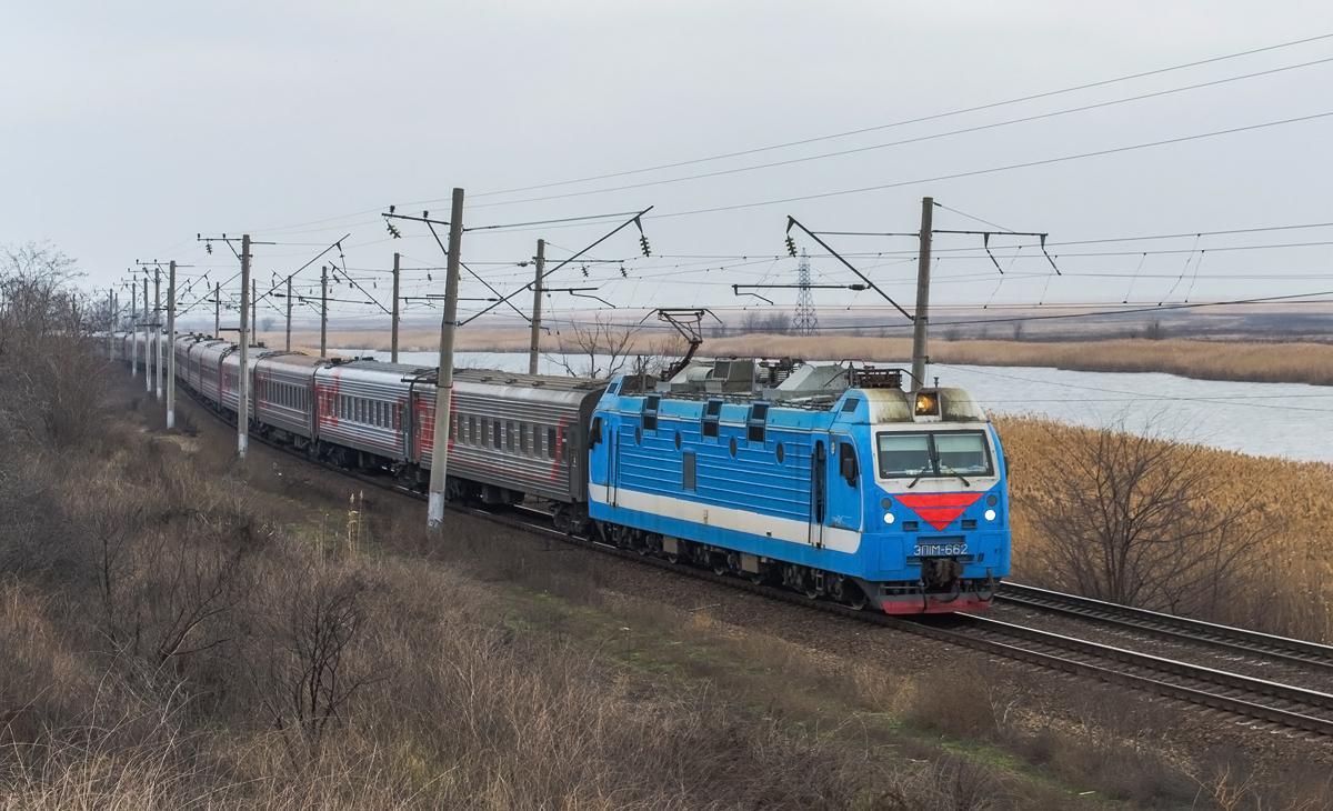 Ростов-на-Дону. ЭП1М-662