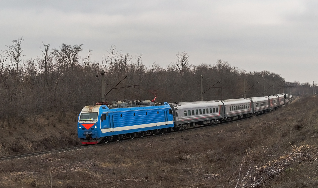 Батайск. ЭП1М-424