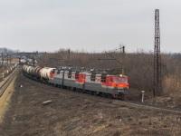 Батайск. ВЛ80с-317