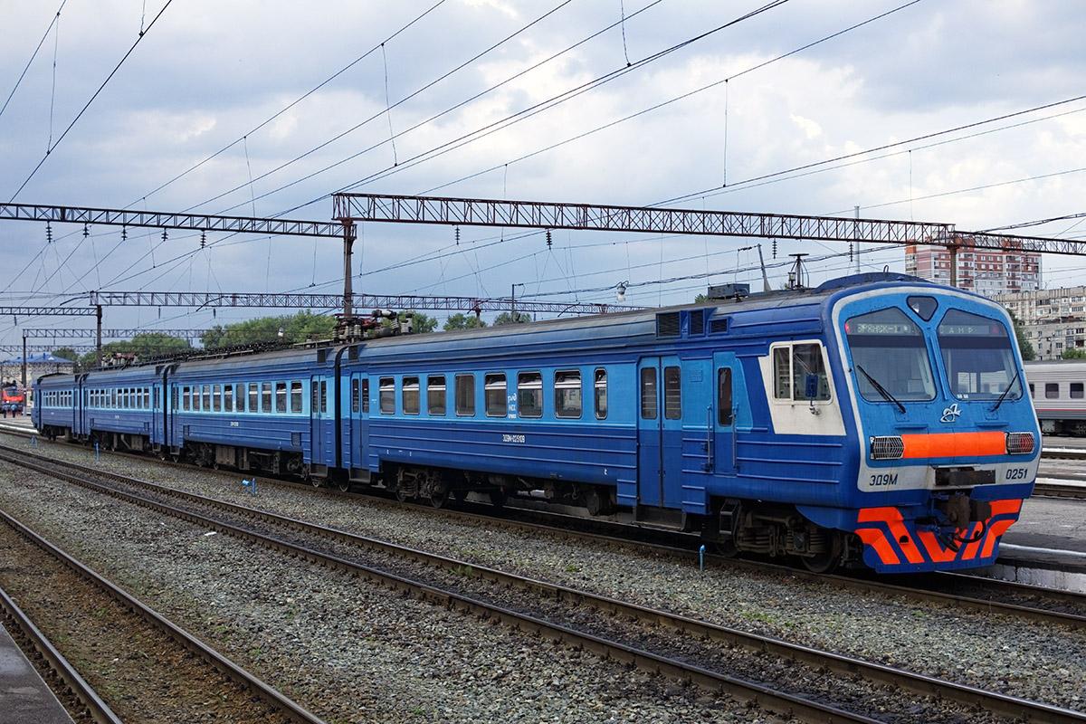 Брянск. ЭД9М-0251
