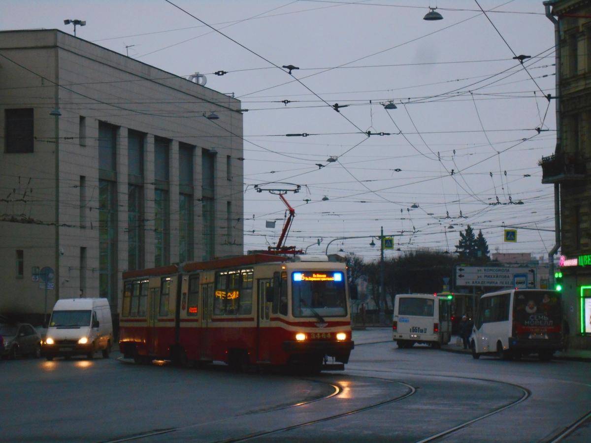 Санкт-Петербург. ЛВС-86М2 №3464