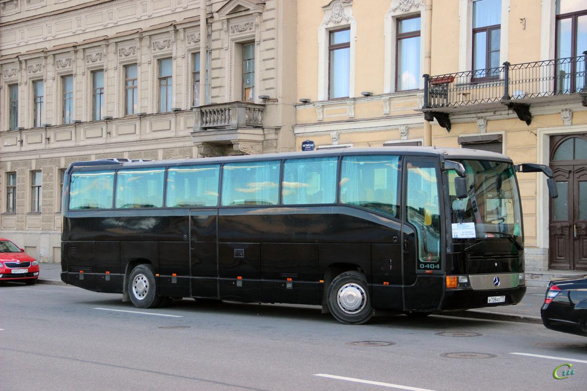 Санкт-Петербург. Mercedes-Benz O404 в708ао