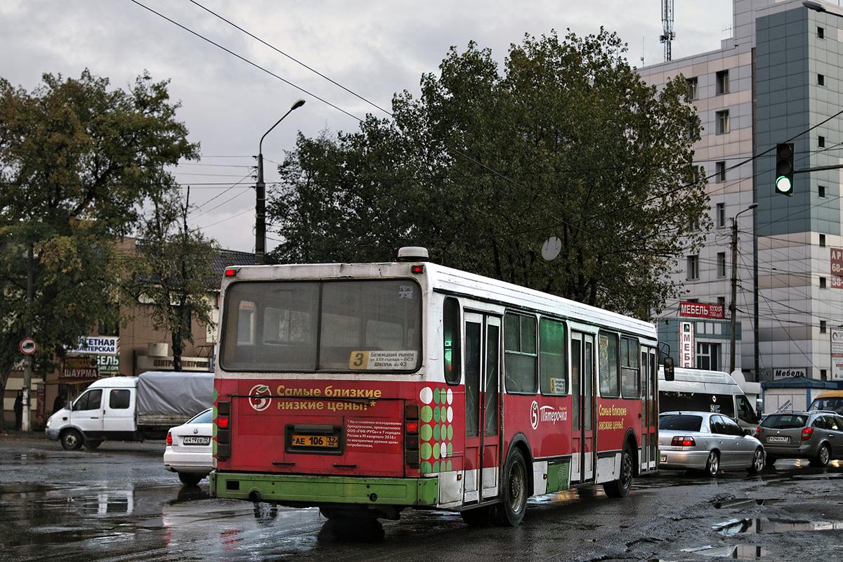 Брянск. ЛиАЗ-5256.45 ае106