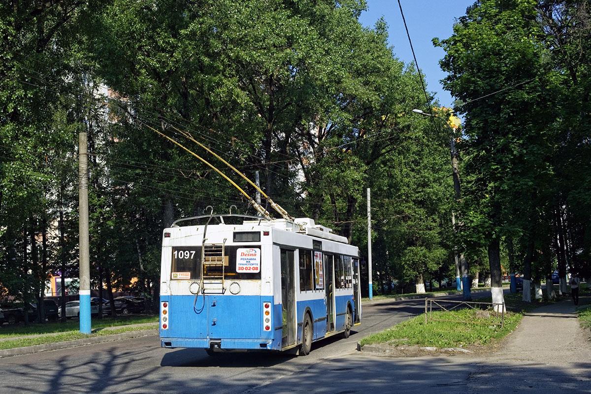 Брянск. ТролЗа-5275.03 Оптима №1097