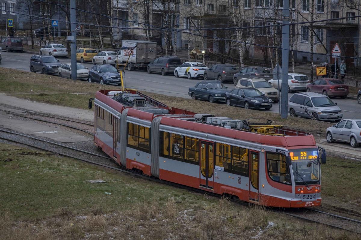 Санкт-Петербург. 71-631-02 (КТМ-31) №5224