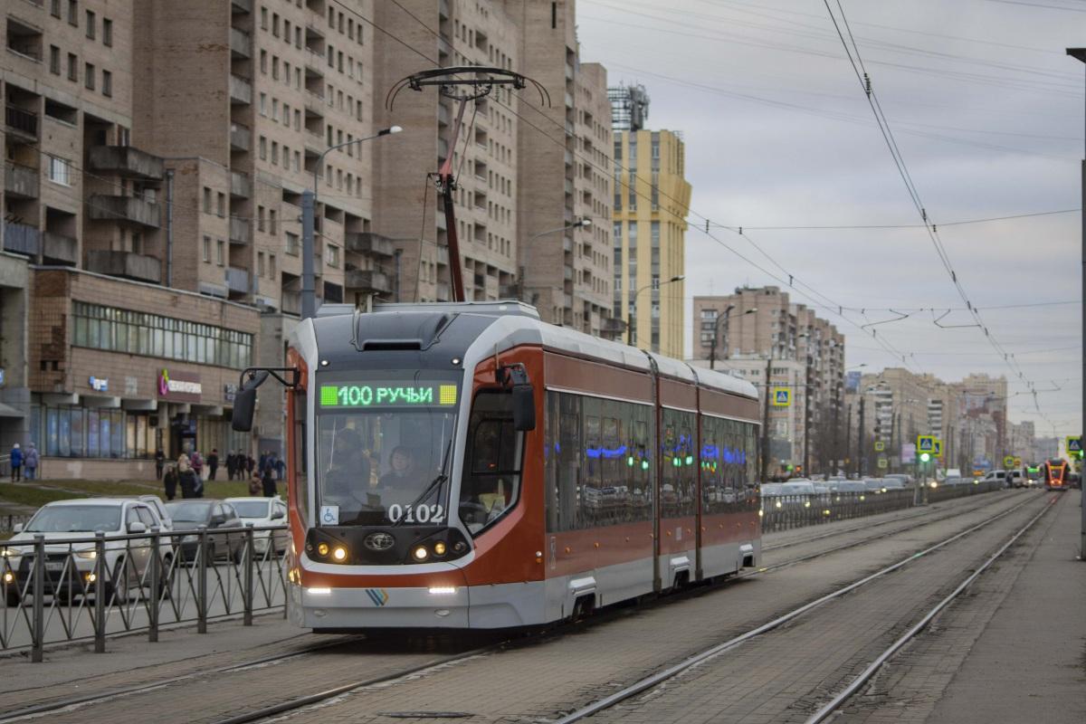 Санкт-Петербург. 71-931 Витязь №0102