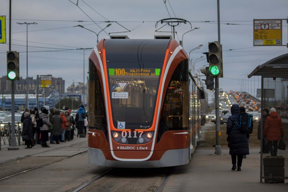 Санкт-Петербург. 71-931М Витязь-М №0117