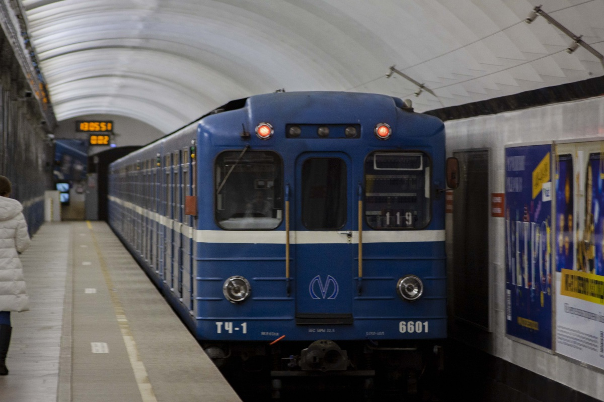 Санкт-Петербург. Ема-502 № 6601