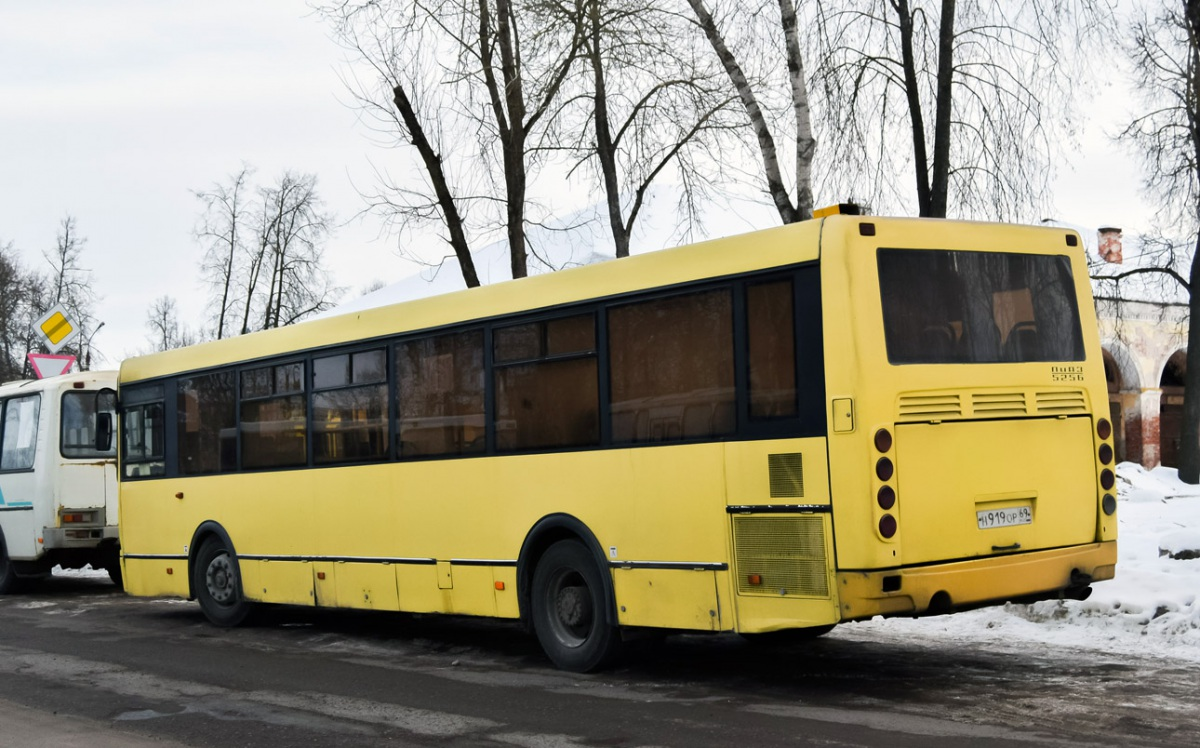 Вышний Волочёк. ЛиАЗ-5256.36 н919ор