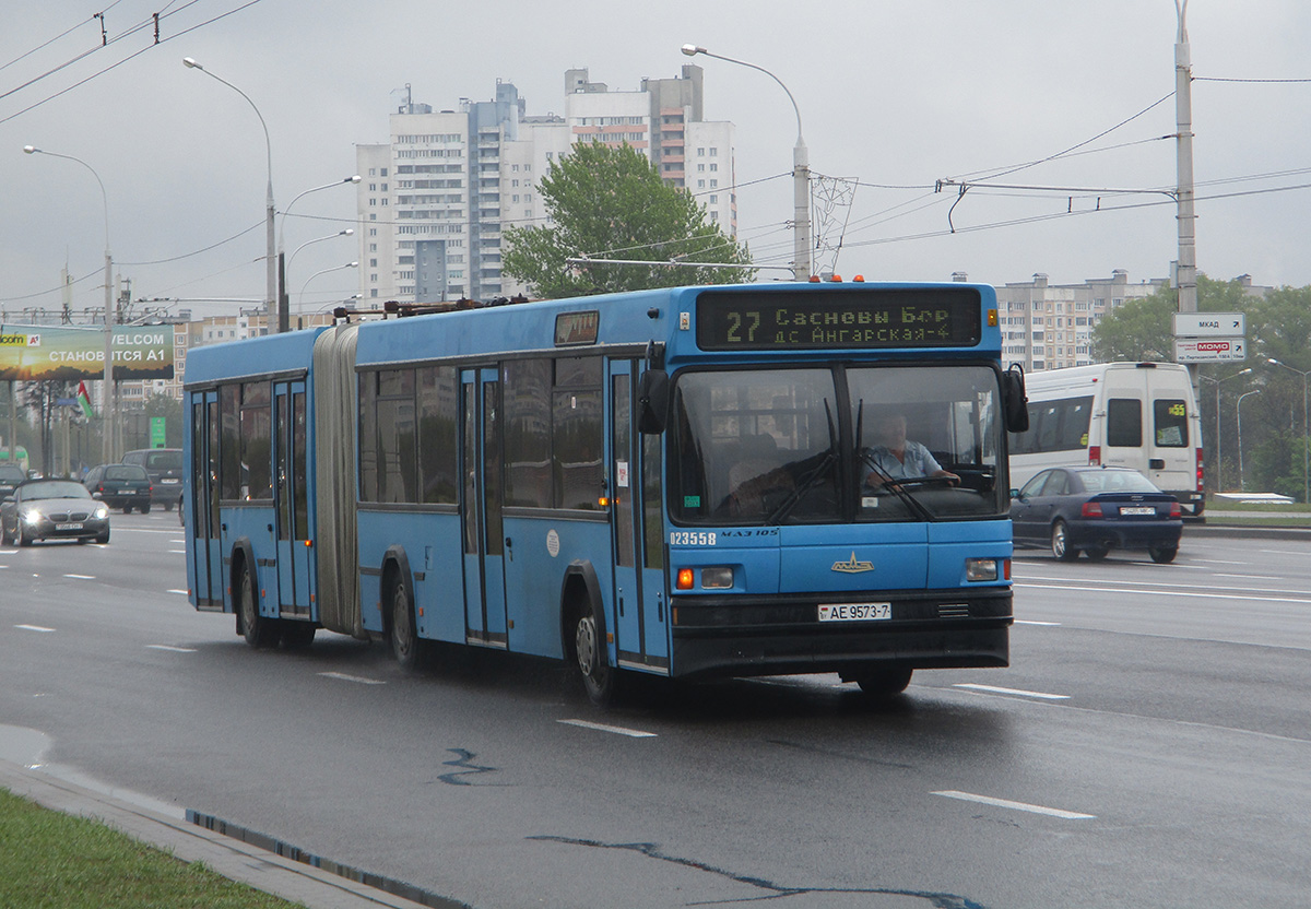 Минск. МАЗ-105.065 AE9573-7