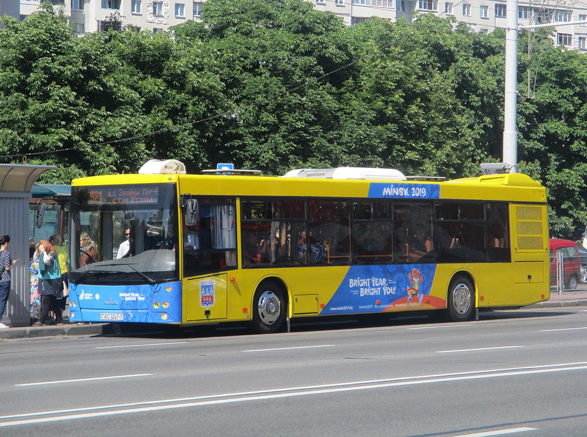 Минск. МАЗ-203.069 AC3247-7