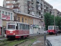Омск. 71-605 (КТМ-5) №58, 71-605А (КТМ-5А) №85