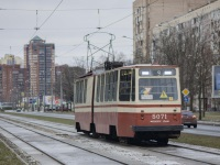 Санкт-Петербург. ЛВС-86К №5071