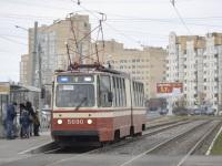 Санкт-Петербург. ЛВС-86К №5030