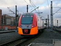 Санкт-Петербург. ЭС1-037 Ласточка
