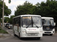 Евпатория. ПАЗ-320414-14 Вектор в633са, ПАЗ-320405-04 Vector Next в923са