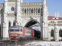 Санкт-Петербург. ЭР2Т-7138
