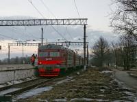 Санкт-Петербург. ЭР2Т-7191