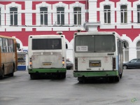 Вологда. ЛиАЗ-5256.35 ае583, ЛиАЗ-5256.26 ак354