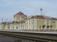 Ворожба. Здание вокзала станции Ворожба