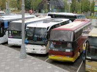 Москва. Neoplan N116 Cityliner м965ев, Mercedes-Benz Tourismo с290хр, Neoplan N1116 Cityliner е556су