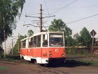 Осинники. 71-605А (КТМ-5А) №47