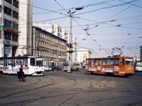 Казань. 71-608КМ (КТМ-8М) №2073, 71-605А (КТМ-5А) №1212