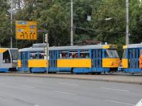 Лейпциг. Tatra T4D-M1 №2190
