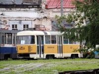Москва. Tatra T3SU №0221