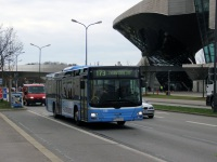Мюнхен. MAN A21 Lion's City NL263 FFB-CX 104