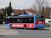 Мюнхен. MAN A21 Lion's City NL283 FFB-CX 102
