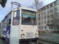 Челябинск. 71-605 (КТМ-5) №2027