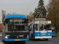Москва. ЗиУ-682ГМ №6524, ЛиАЗ-6274 нх775